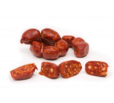 Chorizo Ibérico 1ª Picante Bolita