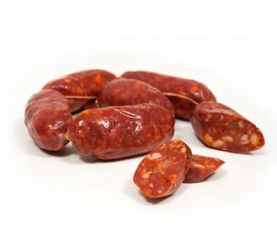 """Chorizo """"Rosario"""" 1st curing"""