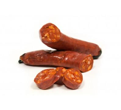 """Homemade Iberian Chorizo """"Sarta"""""""