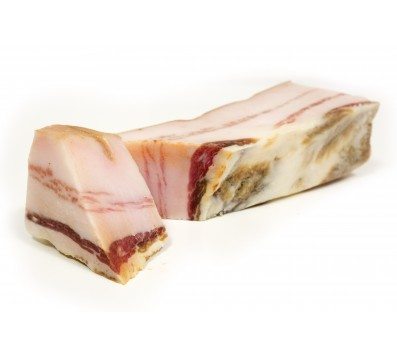 Cured Acorn-fed Iberian Bacon
